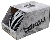Image 4 for Kali Protectives Phenom Helmet: Vanilla White SM/MD (M/L)