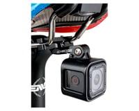 Image 4 for K-Edge Go BIG Pro Saddle Rail Camera Mount for GoPro, Garmin, and Shimano, Black