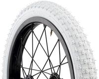 "Image 3 for Kenda K50 Tire 16x1.75"" Steel Bead White"