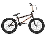 "Kink 2021 Kicker 18"" BMX Bike (18"" Toptube) (Black Copper)"