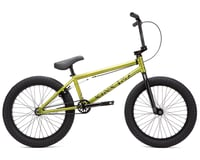 "Kink 2021 Launch BMX Bike (20.25"" Toptube) (Digital Lime) 