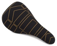 Kink Big Slim Stealth Pivotal Seat (Black/Gold)