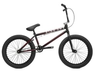 "Kink Gap 20.5"" BMX Bike (Gloss Trans Black Cherry Friction Fade)"