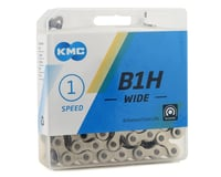 "Image 2 for KMC B1H Heavy-duty 1-Speed Wide Chain (Silver) (1/8"" 98 Links)"