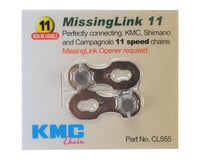 KMC Missing Link Chain Link (Silver) (11 Speed) (x1) | alsopurchased