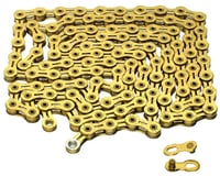 KMC X11SL Ti-Nitride Chain (Gold) (11 Speed) (116 Links)