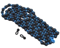 KMC X11SL DLC Super Light Chain (Black/Blue) (11 Speed) (116 Links)