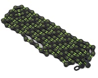 KMC X11SL DLC Super Light Chain (Black/Green) (11 Speed) (116 Links)
