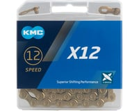 Image 3 for KMC X12 Chain (Gold) (12 Speed) (126 Links)