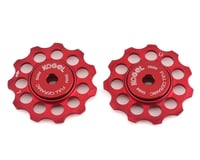 Kogel Bearings 'Not for Instagram' Derailleur Pulleys (Red) (11T)
