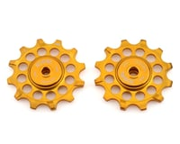 Kogel Bearings Narrow Wide Pulleys w/ Cross Seals (Gold) (12T)