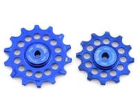 Kogel Bearings Oversized Pulleys w/ Cross Seal (Blue)