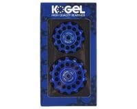 Image 2 for Kogel Bearings Oversized Pulleys w/ Cross Seal (Blue)