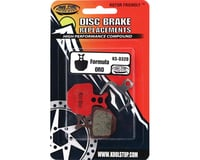 Kool Stop Disc Brake Pads (Formula Oro/K18) (Organic/Semi-Metallic)