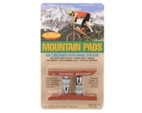 Image 2 for Kool Stop Mountain V-Brake Pads (Salmon) (Pair)