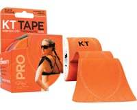 Kt Tape Pro Kinesiology Therapeutic Body Tape (Blaze Orange) (20 Strips/Roll)