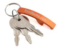 Kuat Locking Hitch Pin (Threaded)