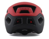 Image 2 for Lazer Coyote Helmet (Matte Red) (S)