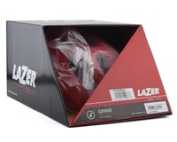 Image 4 for Lazer Coyote Helmet (Matte Red) (S)