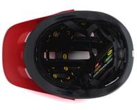 Image 3 for Lazer Coyote MIPS Helmet (Matte Red Black) (S)