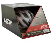 Image 6 for Lazer Genesis LifeBEAM Smart Helmet w/heart rate monitor (White) (Med)