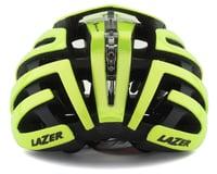Image 2 for Lazer Z1 SE Helmet + Aeroshell (Bright Yellow) (S)