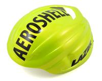Image 4 for Lazer Z1 SE Helmet + Aeroshell (Bright Yellow) (S)