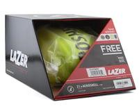 Image 6 for Lazer Z1 SE Helmet + Aeroshell (Bright Yellow) (S)