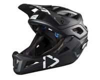 Image 1 for Leatt DBX 3.0 Enduro Helmet (Black/White) (L)