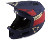 Leatt MTB 1.0 DH Full Face Helmet (Sand)