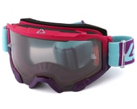 Leatt Velocity 4.5 Goggle (Pink) (Clear 83% Lens)