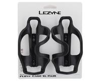 Image 2 for Lezyne Flow Side-Load Cage Set (Black)