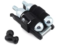 Lezyne Twin Kit CO2 Inflator & Tire Repair Kit (Black)