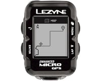 Image 4 for Lezyne Micro GPS Loaded Cycling Computer w/ Heart Rate (Black)