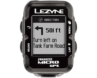 Image 5 for Lezyne Micro GPS Loaded Cycling Computer w/ Heart Rate (Black)