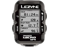 Image 6 for Lezyne Micro GPS Loaded Cycling Computer w/ Heart Rate (Black)