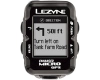 Image 5 for Lezyne Micro GPS Loaded Cycling Computer w/ Heart Rate & Speed/Cadence Sensor