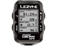Image 6 for Lezyne Micro GPS Loaded Cycling Computer w/ Heart Rate & Speed/Cadence Sensor