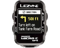 Image 5 for Lezyne Micro Color GPS Loaded Cycling Computer w/ Heart Rate (Black)