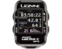 Image 6 for Lezyne Micro Color GPS Loaded Cycling Computer w/ Heart Rate (Black)