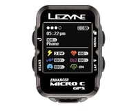Lezyne Micro Color GPS Cycling Computer (Black)