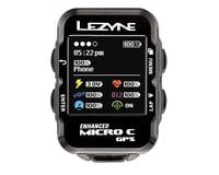 Lezyne Micro Color GPS Cycling Computer (Black)
