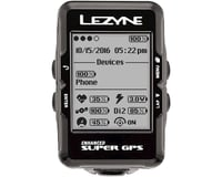 Image 3 for Lezyne Super GPS Loaded Cycling Computer w/ Heart Rate & Speed/Cadence Sensor