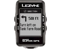 Image 5 for Lezyne Super GPS Loaded Cycling Computer w/ Heart Rate & Speed/Cadence Sensor