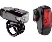 Lezyne KTV Drive Headlight & Taillight (Black)