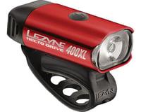Lezyne Hecto Drive 400XL Headlight (Gloss Red)