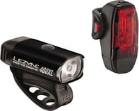 Lezyne Hecto 400XL Headlight & Taillight (Black)