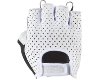 Lizard Skins Aramus Classic Short Finger Gloves (White)
