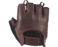 Lizard Skins Aramus Classic Short Finger Gloves (Brown)