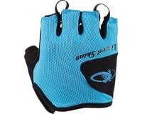 Image 1 for Lizard Skins Aramus Short Finger Gloves (Blue) (M)